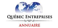 Entreprises en Québec